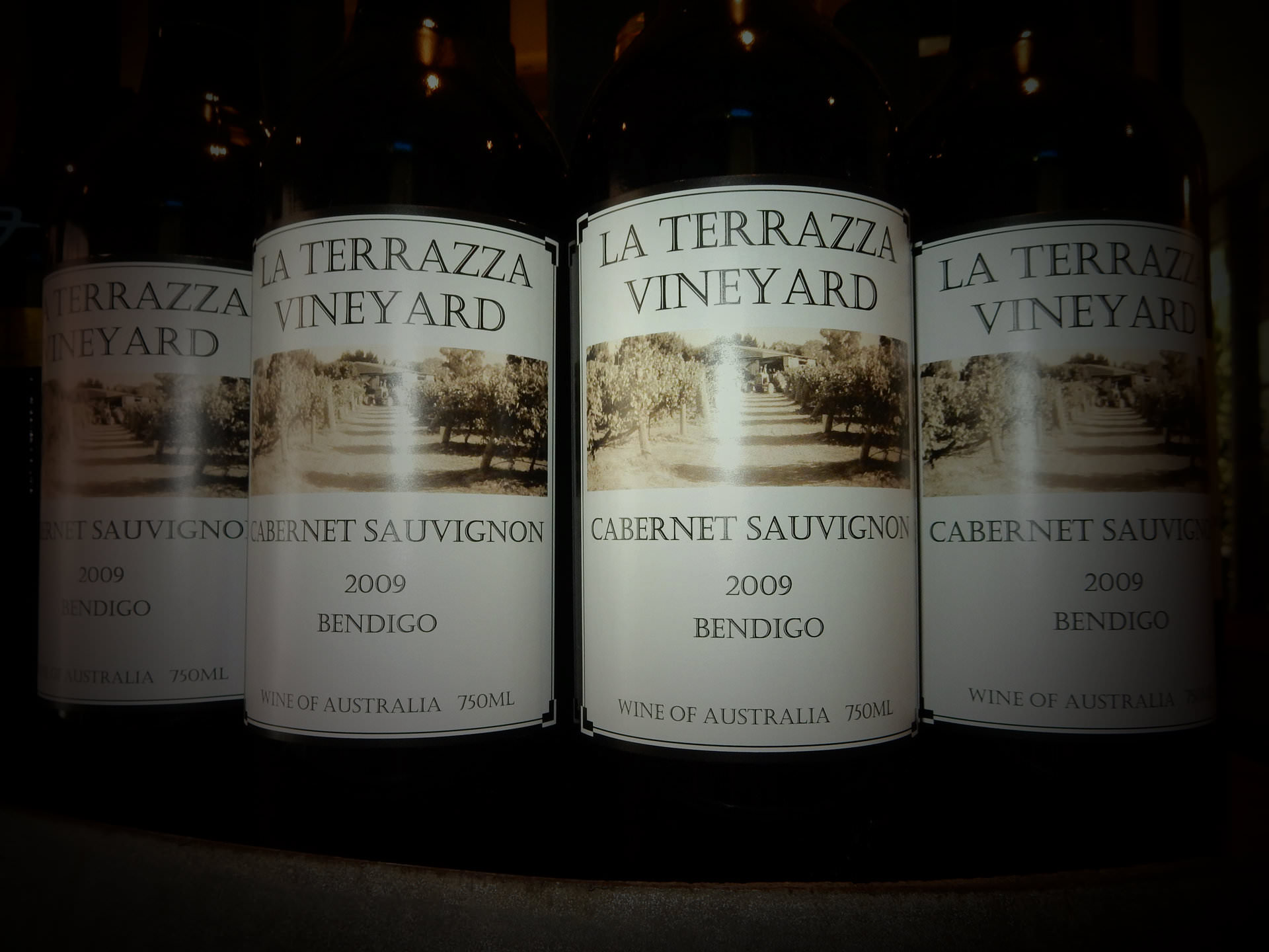 Amazing Wines - La Terrazza Slideshow